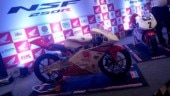 Honda Racing India introduces NSF250R Moto3 motorcycle for Indian One Make championship