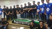 IIT Madras Avishkar Hyperloop unveils pod for the SpaceX Competition