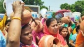 Residents protest as water shortage strikes villages in Chandigarh
