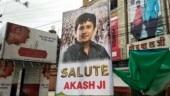 Akash Vijayvargiya's posters shock Indore, two days after his cricket bat antics became national outrage
