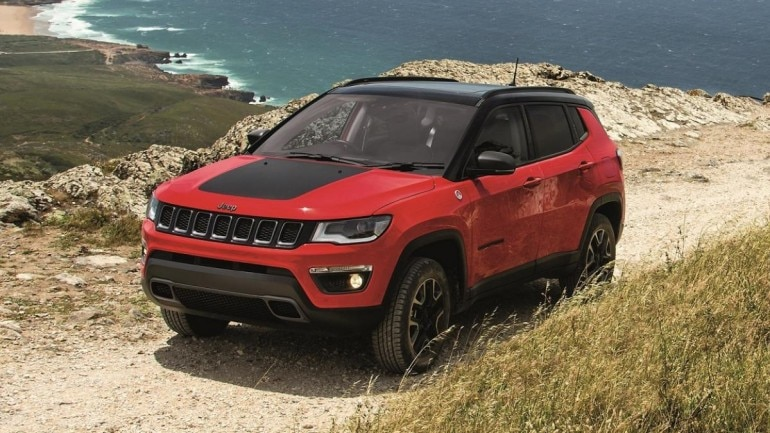 2018 Jeep Compass Trailhawk: Specs, Design, Price >> Jeep Compass Trailhawk Awd Launched In India Price Starts At Rs