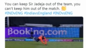 India vs England match on now. Best memes on the Internet