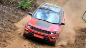 Jeep Compass Trailhawk bookings start, launch in July 2019