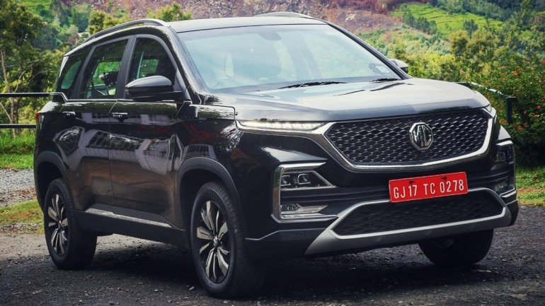 MG Hector: Engine, mileage, dimensions, other technical