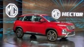 MG Hector test drives for customers to begin from June 15, launch later during the month