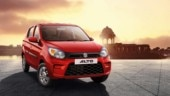 Maruti Suzuki Alto CNG launched, price starts at Rs 4.10 lakh