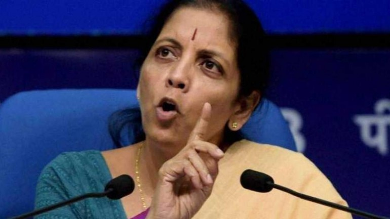 Willful defaulter is a person who has resources to repay loan: Nirmala Seetharaman