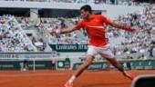 French Open 2019: Novak Djokovic sets semi-final clash with Dominic Thiem