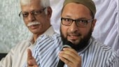 BJP sees Muslims as terrorists, says Owaisi as he slams MoS Home for linking terror to Hyderabad