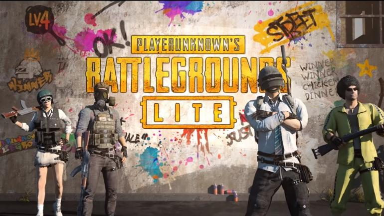 PUBG LITE is coming soon and you can play it on your old laptop for