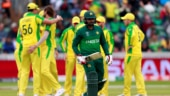 World Cup 2019: Australia beat Pakistan in tense clash to move to No.2