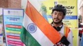 This 24-year-old Manipur boy is on a 3,461 km cycling trip from Kashmir to Kanyakumari to highlight India's water scarcity