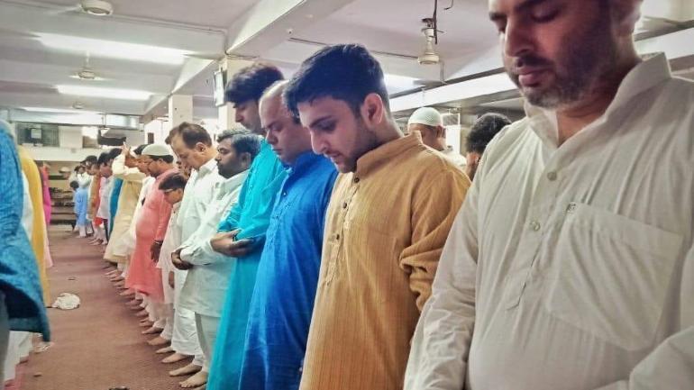 Joint Shia-Sunni namaz in Delhi