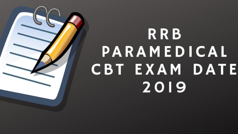 Image result for RRB Paramedical 2019 image