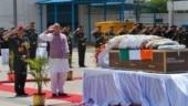 Meerut: Thousands pay last tribute to Major Ketan Sharma