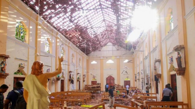 Sri Lankan intelligence chief resigns over Easter Sunday bombings #wanitaxigo