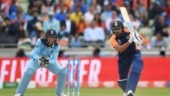 India vs England: Rohit Sharma equals Sourav Ganguly's record with 3rd World Cup 2019 hundred