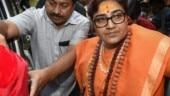 Malegaon blast case: Sadhvi Pragya sits on red cloth in NIA court, discusses Mumbai traffic