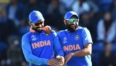 India vs West Indies: In funny moment, Mohammed Shami imitates Sheldon Cottrell's salute celebration
