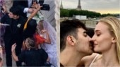 What Sophie Turner and Joe Jonas wore to their wedding in France