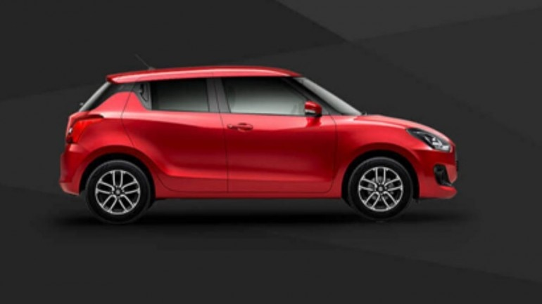 Maruti Suzuki Swift BS6 petrol launched, price starts at Rs