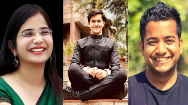 5 young guns who cracked the Civil Services and became IAS ...