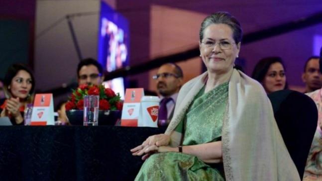 Sonia Gandhi takes oath as Lok Sabha member