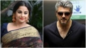 Vidya Balan is blown away with Ajith's simplicity on Nerkonda Paarvai sets. This is why
