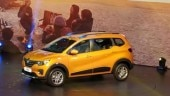 Renault Triber unveiled in India