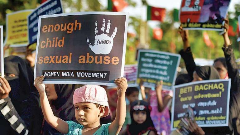 Image result for kathua case protest