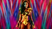 Wonder Woman 84 poster: Gal Gadot is ready to win the world in new golden suit