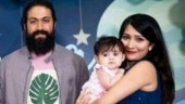 Yash and Radhika Pandit announce second pregnancy with adorable video of Ayra Yash. Watch