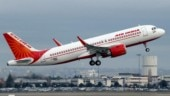 Air India flight has bomb in bag, says threat. Plane grounded in UK, bags in Mumbai. Twitter explodes