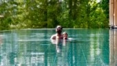 Ajay Devgn and son Yug chill in the pool, Kajol turns photographer on family vacay