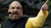 Amit Shah in Lok Sabha: Terrorism in Kashmir due to Nehru's blunder