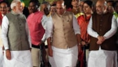 As PM Modi rejigs cabinet committees, Amit Shah gets seat in all 8, Rajnath Singh in 6