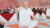 Amit Shah slams Rahul Gandhi for mocking Yoga Day, calls it Congress negativity