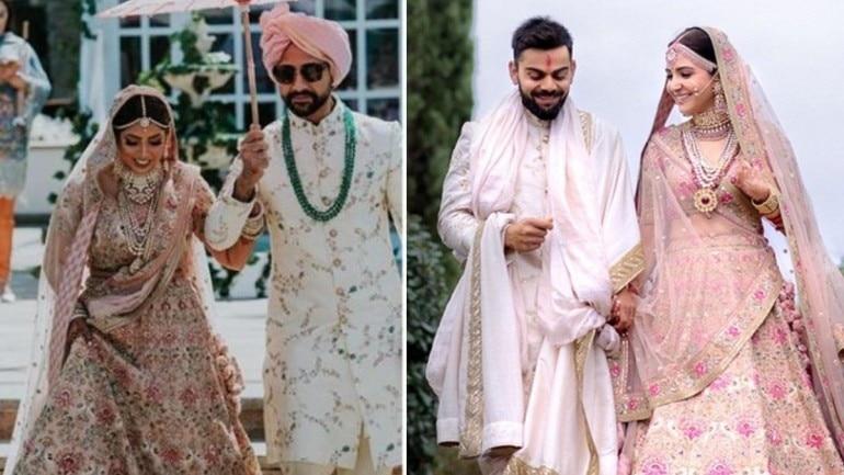 Abu Dhabi Bride Replicates Anushka Sharma S Dreamy Wedding
