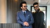 Anil Kapoor's jhakaas wish for birthday boy Arjun Kapoor: I hope you keep rising higher