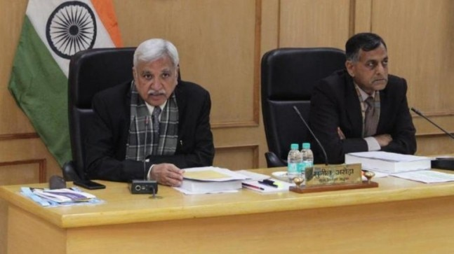 RTI reply on Election Commissioner Ashok Lavasa's dissent note could endanger life: ECI
