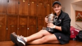 Ashleigh Barty had quit tennis for cricket after the 2014 U.S. Open (Reuters Photo)