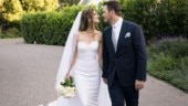 Chris Pratt shares first wedding pic with wife Katherine Schwarzenegger: Best day of our lives
