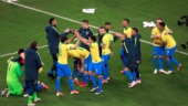 Copa America: Brazil reach semis with shootout win over Paraguay