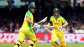 England vs Australia: David Warner, Aaron Finch set new World Cup record