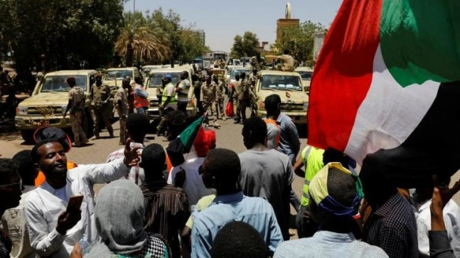 Sudan opposition rejects military's transition plan after day of violence #wanitaxigo