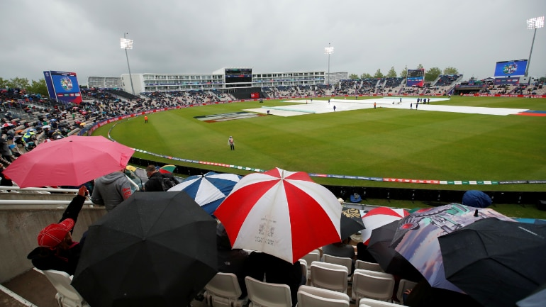English weather is playing spoilsport as a couple of matches have already been rained out at ICC Cricket World Cup 2019 (Reuters Photo)