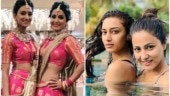 Kasautii Zindagii Kay: This fun video of Hina Khan and Erica Fernandes fighting on sets is unmissable