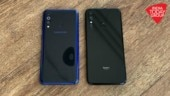 Samsung Galaxy M40 vs Redmi Note 7 Pro: Punch-hole display or 48MP camera?