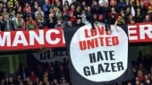 Manchester United fans find a unique way to show their frustration