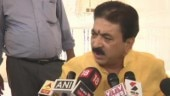 BJP MLA kicks, thrashes woman NCP leader in Gujarat, says assault was not intentional
